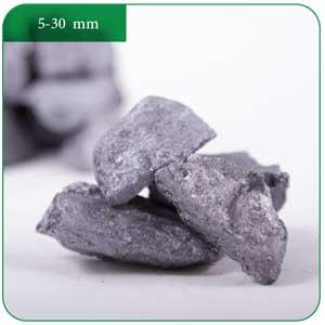 فروسیلیسیم منیزیم 30-5 mm